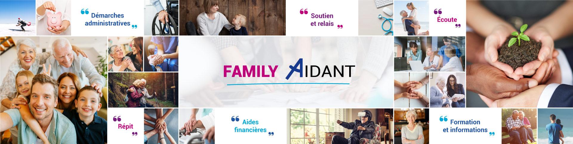 Family Aidant assurance pour les aidants