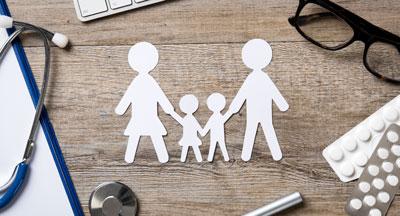 En cas de décès ou d'accident, SPB Family vous apporte protection