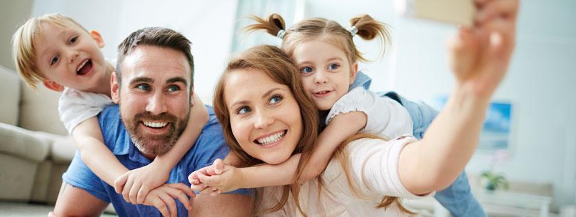 Protection de votre famille contre les accidents